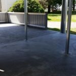 Shed slab in Welshpool, South Gippsland